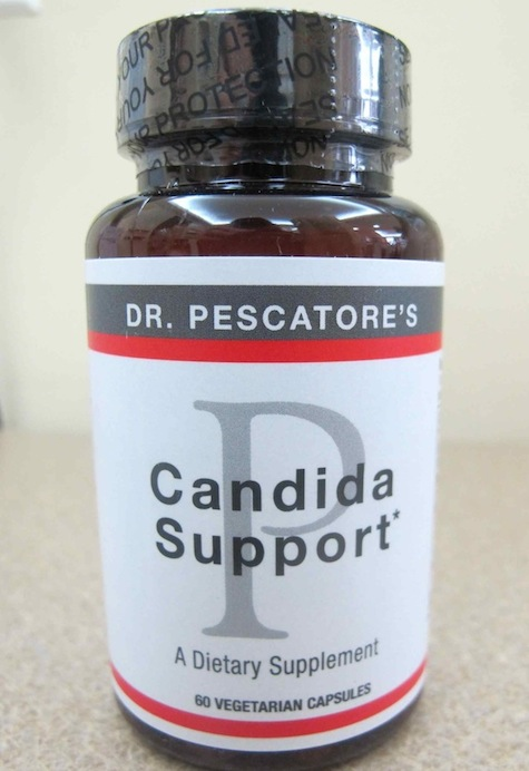 candida support1 Cleveland Clinic Candida